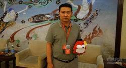 兰州车展专访:鹏龙行销售市场部部长孙鑫