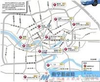 南宁市区免费停车地图出炉,小伙伴们速来围观~