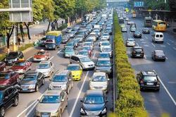广州拥堵全国排名13 总体交通形势稳定趋好