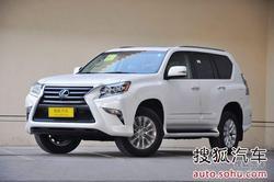 [湖州]雷克萨斯GX最高优惠5万!现车销售