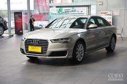 [重庆]奥迪A6L现车充足 现金降12.12万元