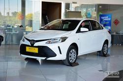 丰田威驰指定款降1.4万! 最低仅售6.78万