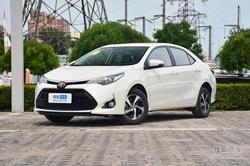 丰田雷凌优惠1.5万元 现车充足 欢迎选购