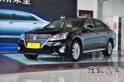 [滨州]丰田皇冠现金优惠3万元 少现车销售
