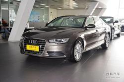 [保定]奥迪A6L最高降价6.7万元 现车销售