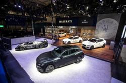 玛莎拉蒂全新高性能SUV LevanteTrofeo中国首秀