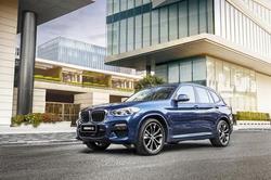 BMW X3 xDrive 28i即将到店! 为担当而来