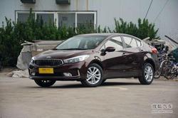 [天津]起亚K3现车充足购车综合优惠1.8万
