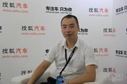 搜狐汽车专访:西物吉利总经理彭义先生