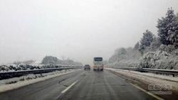 出行支招:雪天高速公路如封闭可这样绕行