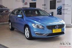 [牡丹江]沃尔沃V60现金优惠2.6万 有现车