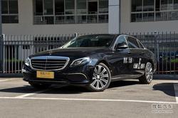[济南]奔驰E级降价0.5万元 店内现车充足