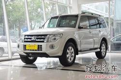 [绍兴]三菱帕杰罗降价6万 店内少量现车