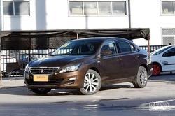 标致408最高优惠4.4万 现车充足欢迎选购