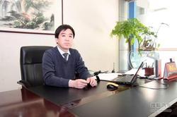 新春高端访谈 唐山广润和田总经理张立营