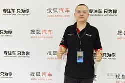 搜狐专访武侯华星锦业奔驰总经理刘兆欣