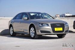 [牡丹江]进口奥迪A8L3.0T特价车型97万元