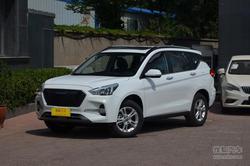 [杭州]哈弗M6最低报价6.60万元起!有现车