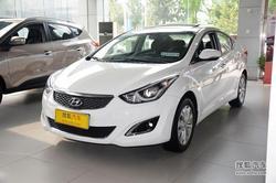 [天津]现代朗动现车充足综合优惠2.4万元
