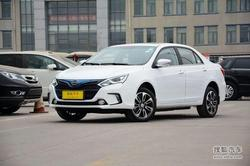 比亚迪秦EV售23.57万起 店内有部分现车!