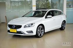[徐州]沃尔沃V60最高优惠3.5万元 有现车