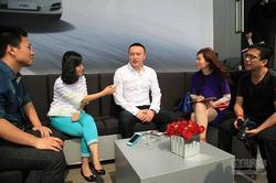 专访:福州中汽南方捷豹路虎总经理-王刚