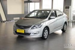 [天津]现代瑞纳现车充足综合优惠1.3万元