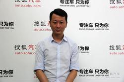 搜狐汽车专访 三和广汽本田副总经理陈威