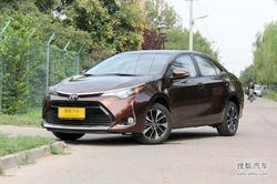 [西安]丰田雷凌最高让利1.8万 现车在售