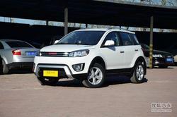 青岛哈弗H1部分车款优惠0.25万 现车销售