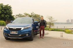 搜狐汽车专访观致汽车董事长李浩铭先生