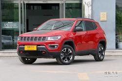 Jeep指南者现车促销降价1.7万可试乘试驾