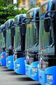 百辆LNG公交车将上街 拟增15条公交线路