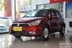 [长治]铃木天语SX4现金降1万元 现车销售