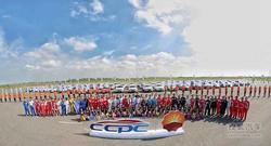 勇夺8冠 东南DX3 SRG称霸中国量产车性能大赛