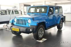 [大连]Jeep牧马人四门版最高优惠3.1万元