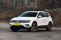 [武汉]大众途观L最高优惠1万元 现车充足