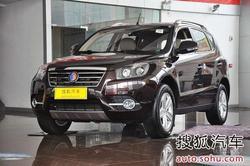 [邯郸]吉利SX7最高优惠2.6万元 少量现车