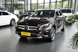 [西安]奔驰GLA级直降4.5万元 24.68万起