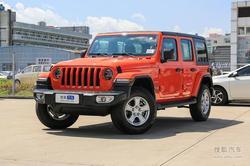 Jeep牧马人四门版车型优惠3.5万现车销售