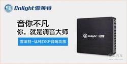 春节新品 雪莱特钛咔众筹新品DSP功放
