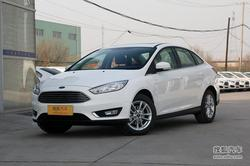 福特福克斯三厢优惠4.2万 现车充足可选!