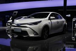 丰田雷凌双擎优惠0.8万元 现车充足可选!