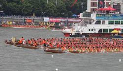 国际龙舟赛期间 广州部分路段将交通管制