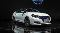 [热点新车]日产轩逸纯电亮相于杭州车展!