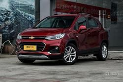 [天津]雪佛兰创酷有现车综合优惠1.9万元