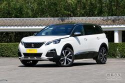标致5008优惠1.6万 欧系SUV这款有科技感