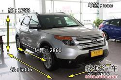 [保定]福特探险者最高降价3万 现车销售!