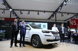 高端全能SUV新Jeep大指挥官天津车展上市