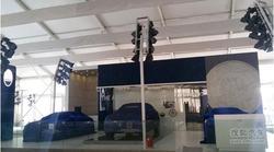 三叉戟超强阵容亮相第八届呼市国际车展!